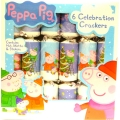 Peppa Pig XMAS CRACKERS ~ SOLD OUT